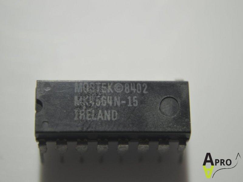 10 PER LOT 16K X 1 DRAM TMS4116 TMS4116-25NL 4116 16-PIN DIP