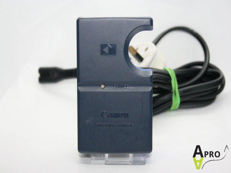 Genuino Original Canon CB-2LSE Cargador De Batería Con Cable 4.2V 0.5A